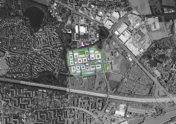 Der neue Maschinenbau-Campus